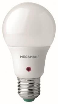 Megaman LED-Bulb 6-47W/828 600lm MM48522