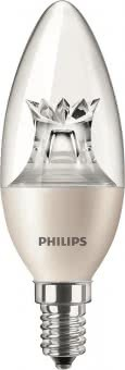 Philips MST LEDcandle 8-60W/827 55599600