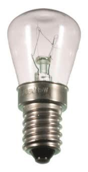 SUH Birnenformlampe 15W E14