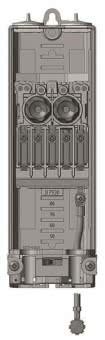 GURO Übergangskasten 2xE14 IP54