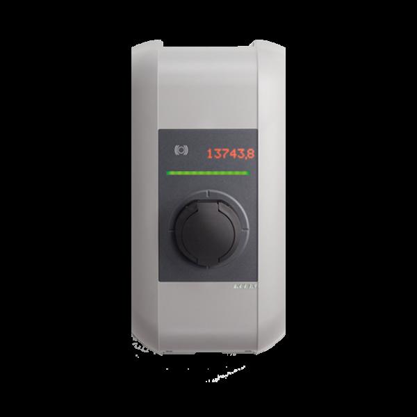 KEBA Wallbox 97.912 KeContact P30 c-series (22kW, Steckdose Typ2, Ethernet, RFID)