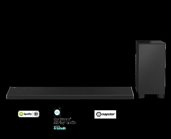 Panasonic SC-ALL70TEGK sw 3.1 Soundbar