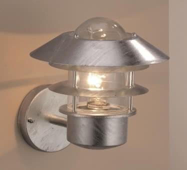 KONS Außenleuchte Stahl IP44 7303-320
